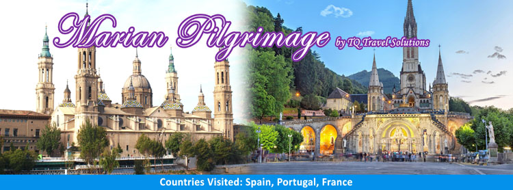 Marian Pilgrimage, Europe  Filipino group tour package