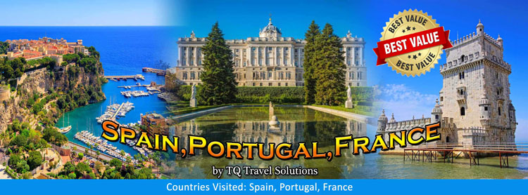 Spain Portugal France, Filipino group tour package