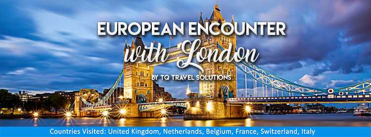 European Encounter with London, Filipino group tour package